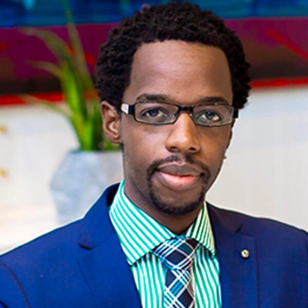 Dr Andrew Kiyingi